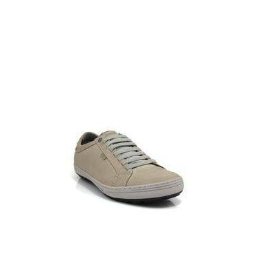 023601873f4 Sapatênis Casual Masculino Freeway Trace em Couro
