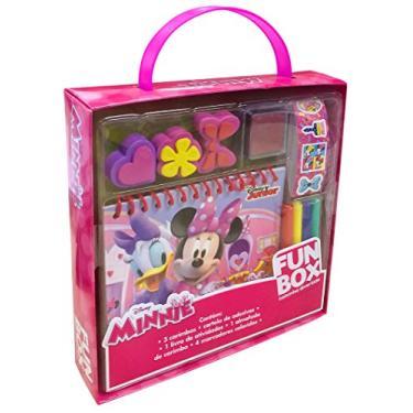 Disney Fun Box - Caixinhas Divertidas - Minnie - Disney Junior - 9788536822952