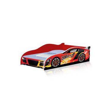3d3ccd45d6 Cama Infantil Carro Drift 150x70 Cm - Vermelho   Vermelho - Rpm Móveis