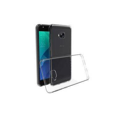 Capa Flexível + Película de Vidro Zenfone 4 Selfie Pro ZD552KL