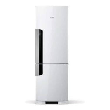 Imagem de Geladeira Frost Free Consul Cre44a Branca Com Freezer 397l 220v