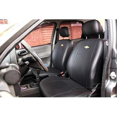 Capas Em Couro Para Bancos Automotivos Carro P Chevrolet Corsa Classic 2007 2008 2009 2010 2011 2012 2013 2014 2015 2016