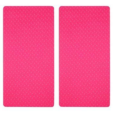 BESPORTBLE Par Cor 1 Sólida Tapete de Yoga Pilates Mat TPE Tapete de Ginástica Exercício Ginásio de Esportes de Fitness Pará