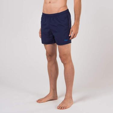 Shorts Essential, Fila, Masculino, Marinho, GG