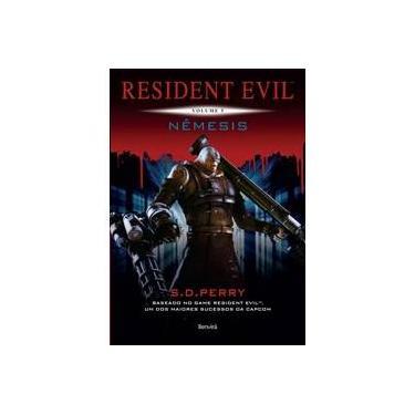 Resident Evil - Vol. 5 - Nêmesis - Perry, S. D. - 9788582401842