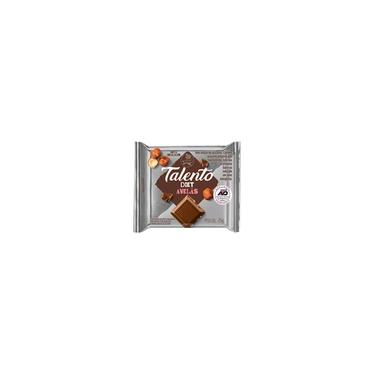 Chocolate Diet De Avelãs 25g Talento