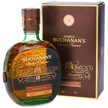 Whisky Buchanan's Special Reserve Aged 18 Years, 750ml