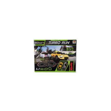 Imagem de Autorama Turbo Run Circuito 3 Em 1 Luz 2 Carros 280Cm