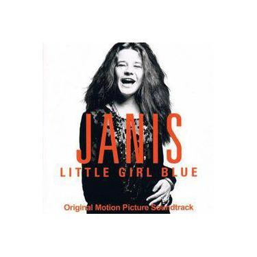 Janis Little Girl Blue - Cd Rock