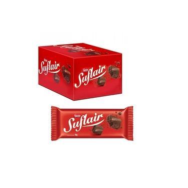 Chocolate Suflair Ao Leite Nestlé 50Gr - Caixa 20 Unidades