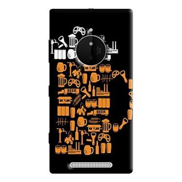 Capa Personalizada para Nokia Lumia 830 N830 - AT77