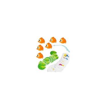 Imagem de Brinquedo Infantil Pescaria Pesca Divertida da Dican 5052