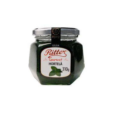 Geleia Gourmet De Hortelã 310g - Ritter
