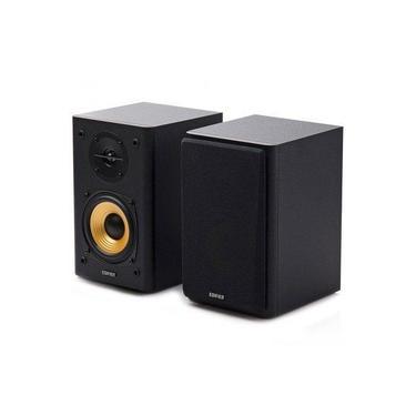 Caixa Acústica Edifier R1000t4 - 24 Watt Rms Preta Bivolt (par)