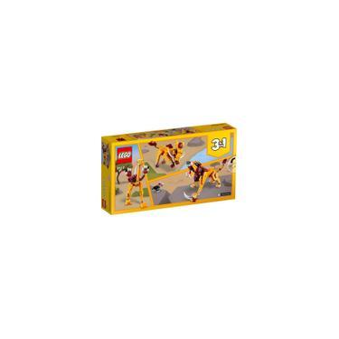 Imagem de Lego Creator Leão Selvagem - Lego 31112