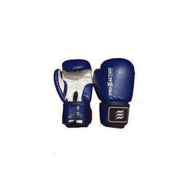 93d09088f Luva de Boxe   Muay Thai Proaction 12 OZ Azul