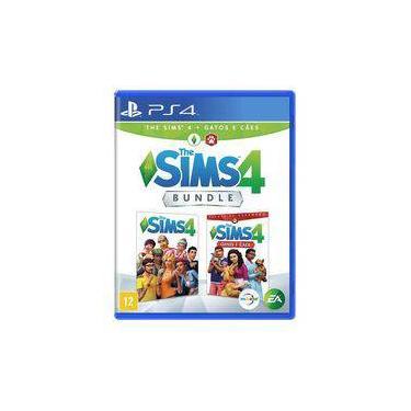 Jogo The Sims 4: Gatos E Cães (bundle) - Ps4