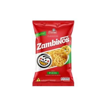 Salgadinho Zambinos 31G - Elma Chips