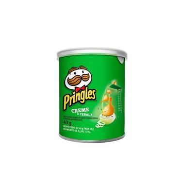 Batata Pringles Creme e Cebola 43g