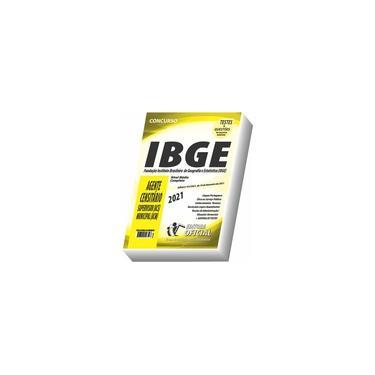 Imagem de Apostila Ibge Agente Censitário Supervisor Didático + Testes