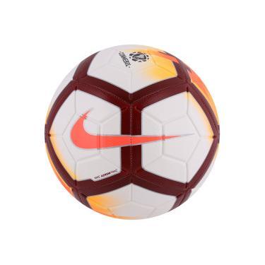 f552d1ede7 Bola de Futebol de Campo Nike Strike CSF - BRANCO LARANJA Nike