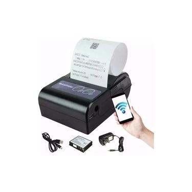 Mini Impressora Térmica Bluetooth Portátil 58mm Cupom Aposta Esportiva Android