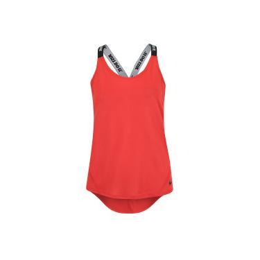 a87e6699ad Camiseta Regata Nike Dry Elastka Tank - Feminina - VERMELHO Nike
