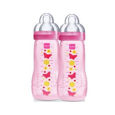 Mamadeira Fashion Bottle 330Ml Mam Girls