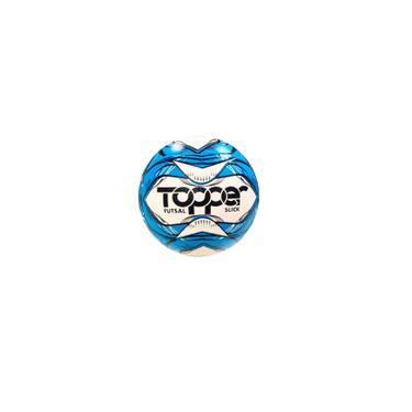 Imagem de Bola Futsal Topper Slick Azul