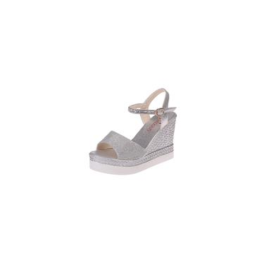 Sapatos casuais femininos femininos cunhas moda sapatos superaltos sandálias cool5743