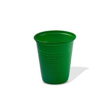 Copo de Plástico Biodegradável Trik Trik 200ml Verde Escuro com 50 Unidades