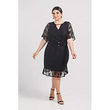 Vestido Plus Size - Elegance All Curves