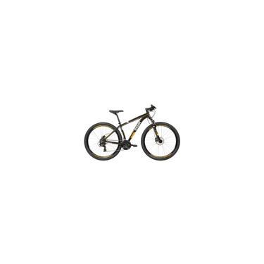 Imagem de Bicicleta Two Niner Pro 21v Tamanho 17 Verde Aro 29 Freio a Disco Hidráulico 2020 - Caloi
