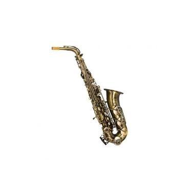 Imagem de Saxofone Alto Benson Bsac-iv Eb Envelhecido