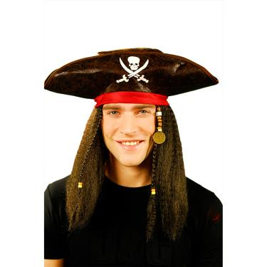 Fantasias Chapéu Pirata  f2e0dd3907c