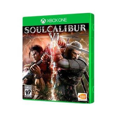 Jogo Soulcalibur Vi Xbox One