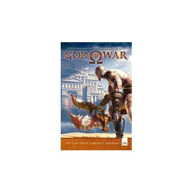 Livro - God of war (vol. 1)