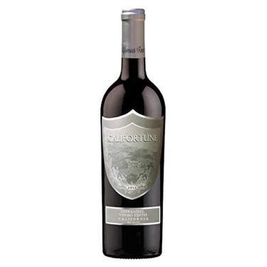Califortune Zinfandel 2017 750Ml - Vinho Americano
