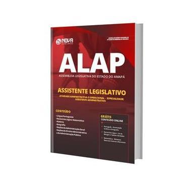 Imagem de Apostila Do Amapá ( Alap ) - Assistente Legislativo