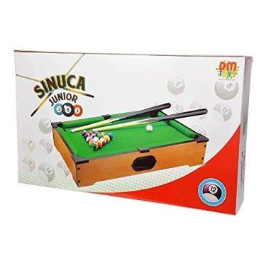 Jogo Sinuca Júnior - DM Toys
