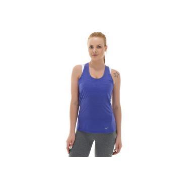 Camiseta Regata Mizuno Active - Feminina - ROXO Mizuno b402a984c44