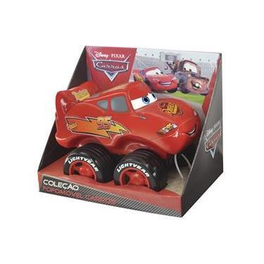 Imagem de Boneco Fofomóvel - Carros - Relâmpago McQueen - Lider Brinquedos