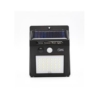 Arandela Luminária Balizador Arandela Solar Parede Externa