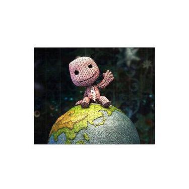 Quebra-Cabeça Personalizado 90 Peças - 20 cm x 30 cm Little Big Planet (BD30)