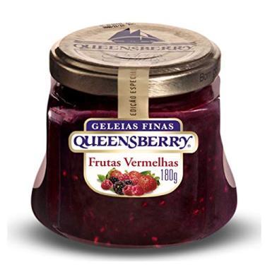 Geleia de Frutas Vermelhas Queensberry Classic 180g