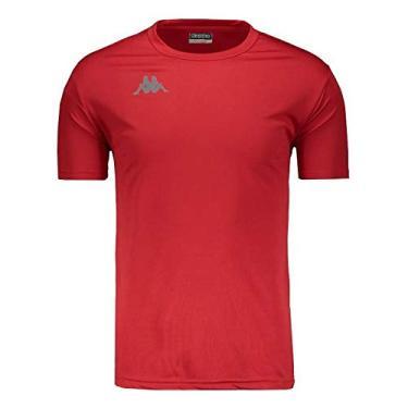 17cb9ae831 Camisa Térmica Kappa Embrace Vermelha
