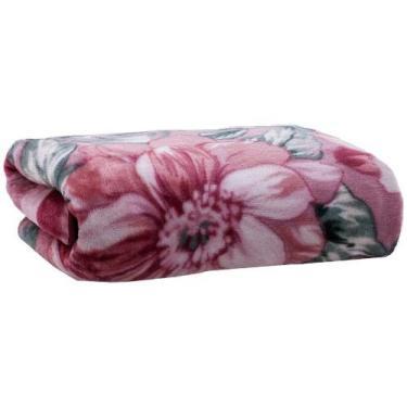 Cobertor Casal Jolitex Ternille - Diury Melville Vinho