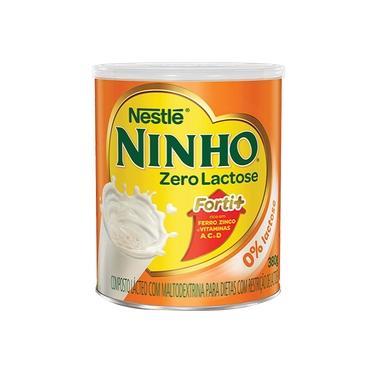 Imagem de Leite Em Pó Ninho Forti+ Zero Lactose 380g
