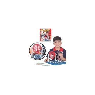 Imagem de Jogo Bingo Roleta 48 Cartelas 90 Bolas Brinquedo Familia