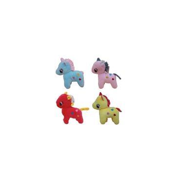 Imagem de 4 Pelúcia Ponei Baby My little poney Pelucia Pony